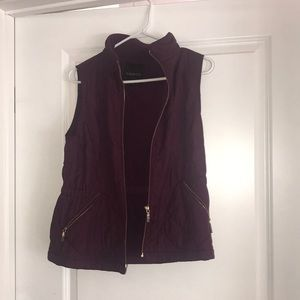 Like new Talbots vest